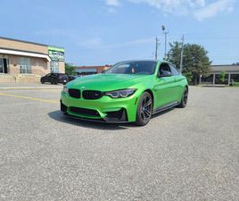 2018 BMW M4 COMPETITION COUPE CERTIFIED | CARS & TRUCKS | CITY OF TORONTO | KIJIJI