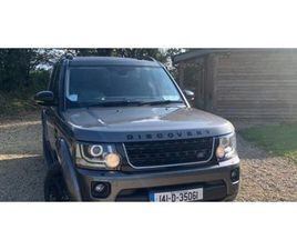 STUNNING DISCOVERY HIGH SPEC/BLACK PACK 7 SEATER!