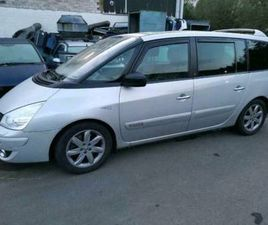 RENAULT RENAULT GRAND ESPACE 2.0 DCI 25TH EDITION
