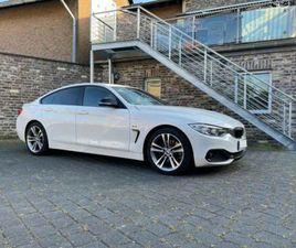 BMW 420 GRAN COUPÉ-GARANTIE-AUTO-SPORTLINE-CAM-KEYLE