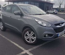 HYUNDAI IX35 FOR SALE IN MAYO FOR €8,500 ON DONEDEAL