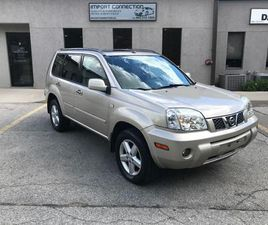 USED 2006 NISSAN X-TRAIL SE,PANORAMIC SUNROOF,SERVICE RECORDS,CERTIFIED !!