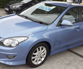 2012- HYUNDAI I30 COMFORT FOR SALE IN LIMERICK FOR €7,000 ON DONEDEAL