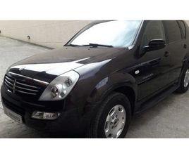 SSANGYONG REXTON 270 LIMITED AUT. 4X4, SUV O PICKUP DE SEGUNDA MANO EN MADRID   AUTOCASION