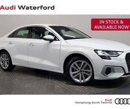 AUDI A3 SALOON 30 TDI SE FOR SALE IN WATERFORD FOR €37,419 ON DONEDEAL
