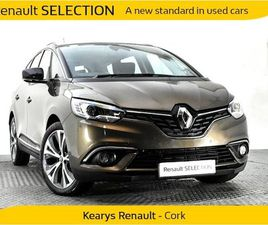 RENAULT GRAND SCENIC DYNAMIQUE NAV DCI 110 FOR SALE IN CORK FOR €24,490 ON DONEDEAL