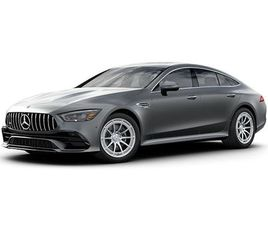 GRAY COLOR 2020 MERCEDES-BENZ AMG GT 53 4MATIC FOR SALE IN SILVER SPRING, MD 20904. VIN IS