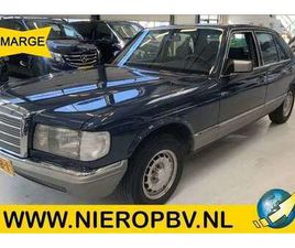 MERCEDES-BENZ S280 AIRCO AUTOMAAT 170,000KM MARGE