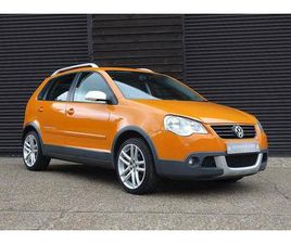 VOLKSWAGEN DUNE 1.6 MPI SPORT CROSS AUTOMATIC (STUNNING LOW MILEAGE EXAMPLE)