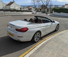 BMW 6 SERIES 3.0 640D SE 2DR