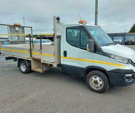 2016 '66' IVECO DAILY 35C13 4.1M DROPSIDE PICKUP