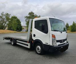DEPANNEUSE NISSAN CABSTAR CHASSIS LONG