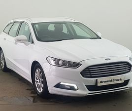 USED 2016 (16) FORD MONDEO 1.5 TDCI ECONETIC ZETEC 5DR IN GLASGOW
