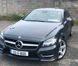 MERCEDES BENZ CLS 250 CDI AMG SPORT FOR SALE IN DUBLIN FOR €17,995 ON DONEDEAL