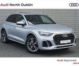 AUDI Q5 35TDI 163 S-LINE S-T LAUNCH (RRP 64 984 FOR SALE IN DUBLIN FOR €60,500 ON DONEDEAL