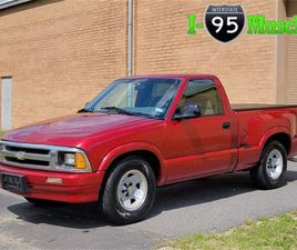 FOR SALE: 1997 CHEVROLET S10 IN HOPE MILLS, NORTH CAROLINA