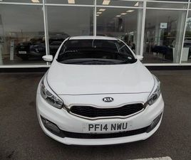 KIA PRO CEED 1.6 PETROL S ECODYNAMICS FOR SALE IN DERRY FOR £6,995 ON DONEDEAL