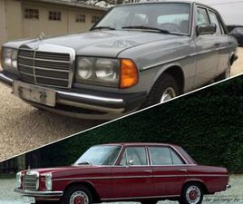 VINTAGE MERCEDES PARTS, W123 AND W114 FOR SALE IN MEATH FOR €1 ON DONEDEAL