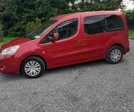 CITROEN BERLINGO MULTISPACE €4200 O.N.O FOR SALE IN MAYO FOR €4,200 ON DONEDEAL