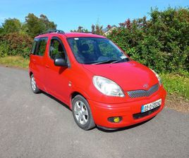 TOYOTA YARIS VERSO 1.4 D4D FOR SALE IN WICKLOW FOR €1,200 ON DONEDEAL