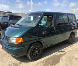 2000 VW EUROVAN ~ EXCELLENT SHAPE, SAFETIED | CARS & TRUCKS | WINNIPEG | KIJIJI