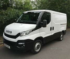 USED 2016 IVECO DAILY 35S11 SWB NOT SPECIFIED 120,000 MILES IN WHITE FOR SALE   CARSITE