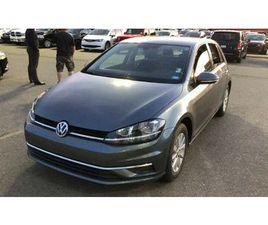 2018 VW GOLF TRENDLINE 1.8 TSI, SAFETIED,LOW KM,2 SETS OF TIRES!   CARS & TRUCKS   MISSISS