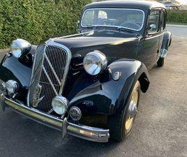 CITROËN TRACTION AVANT 15 SIX H 1954 | CLASSIC CARS | LAVAL / NORTH SHORE | KIJIJI