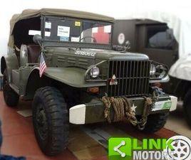 DODGE T 214 WC 57 ANNO 1943