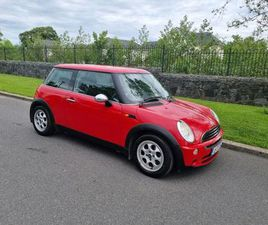 05 MINI ONE NCTD 5/22 AND TAXED 9/21 FOR SALE IN DUBLIN FOR €1,400 ON DONEDEAL