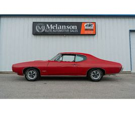 1968 PONTIAC GTO | CLASSIC CARS | STRATFORD | KIJIJI