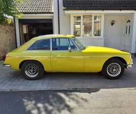 1974 MG BGT V8