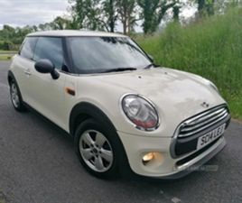 USED 2014 MINI HATCH HATCHBACK 77,433 MILES IN WHITE FOR SALE | CARSITE