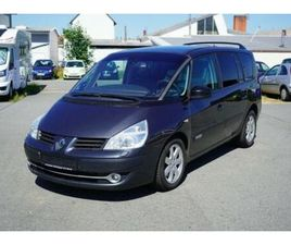 RENAULT GRAND ESPACE IV EDITION 25TH 2.0 DCI PANORAMA*