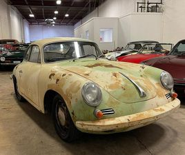 1962 PORSCHE 356BT6 BARN FIND!