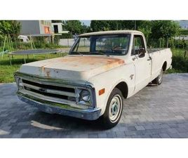 ② 1968 CHEVROLET C10 LONGBED - OLDTIMERS & ANCÊTRES