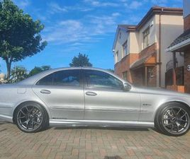 MERCEDES E55 AMG 530BHP FOR SALE IN DUBLIN FOR €15,500 ON DONEDEAL