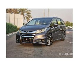 HONDA ODYSSEY JUNE PROMOTION FREE REGISTRAION AND WARRANTY = FULL SERVICE HISTORY FOR SALE