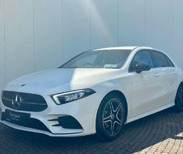 MERCEDES-BENZ A-CLASS A160 AMG LINE NIGHT PACKAGE FOR SALE IN MEATH FOR €38,307 ON DONEDEA