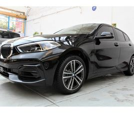 BMW 118I AUTOMATICO 2021 CON 600 KILOMETROS EQUIPO ADICIONAL