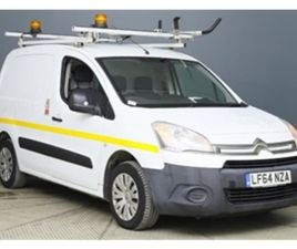 USED 2014 CITROEN BERLINGO 625 LX L1 AIRDREAM E-HDI NOT SPECIFIED 92,000 MILES IN WHITE FO