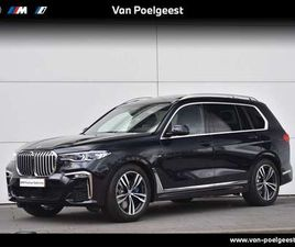 BMW X7 XDRIVE40I HIGH EXECUTIVE M SPORT 7-PERSOONS DRIVIN