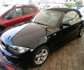 BMW 1 CABRIO 120D *TÜV 04/2023*