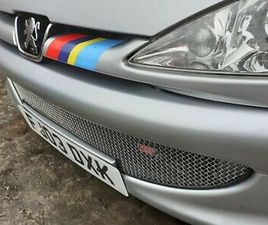 PEUGEOT 206CC 44,000 GENUINE MILES. SP EDITION. LOADS OF HISTORY. NEW CLUTCH.