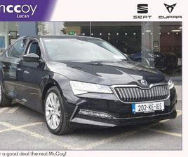 SKODA SUPERB STYLE 1.4TSI 218HP IV PHEV (PLUG IN FOR SALE IN DUBLIN FOR €35,950 ON DONEDEA