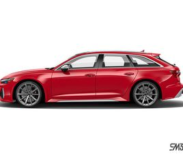 2021 AUDI RS 6 AVANT R6 6 AVANT   CARS & TRUCKS   LAVAL / NORTH SHORE   KIJIJI