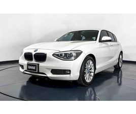41843 - BMW SERIE 1 2015 CON GARANTÍA