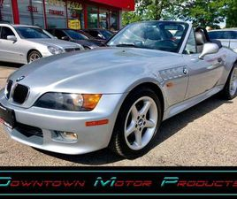 USED 1998 BMW Z3 M PACKAGE 2.8L
