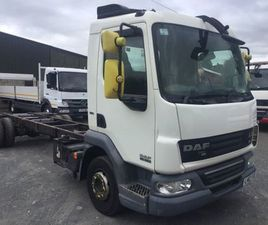 2012 12 TON DAF 45 FOR SALE IN ARMAGH FOR €1 ON DONEDEAL