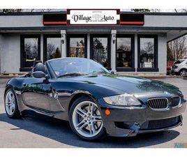 USED 2006 BMW Z4 M